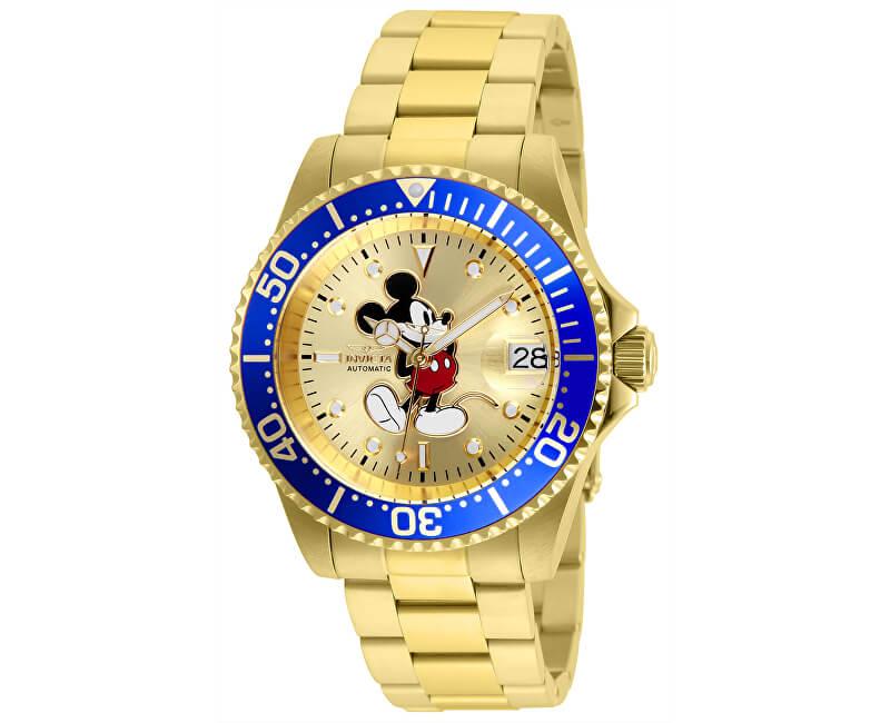 Invicta Disney Automatic Limited Edition 25106 Doprava a roční ... 35641834506
