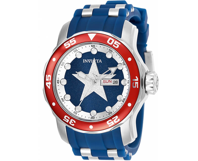 Invicta Marvel Captain America 25703