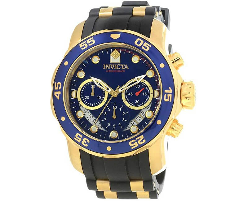 678bfb6476a Invicta Pro Diver 21929 Doprava a roční pojištění hodinek ZDARMA ...