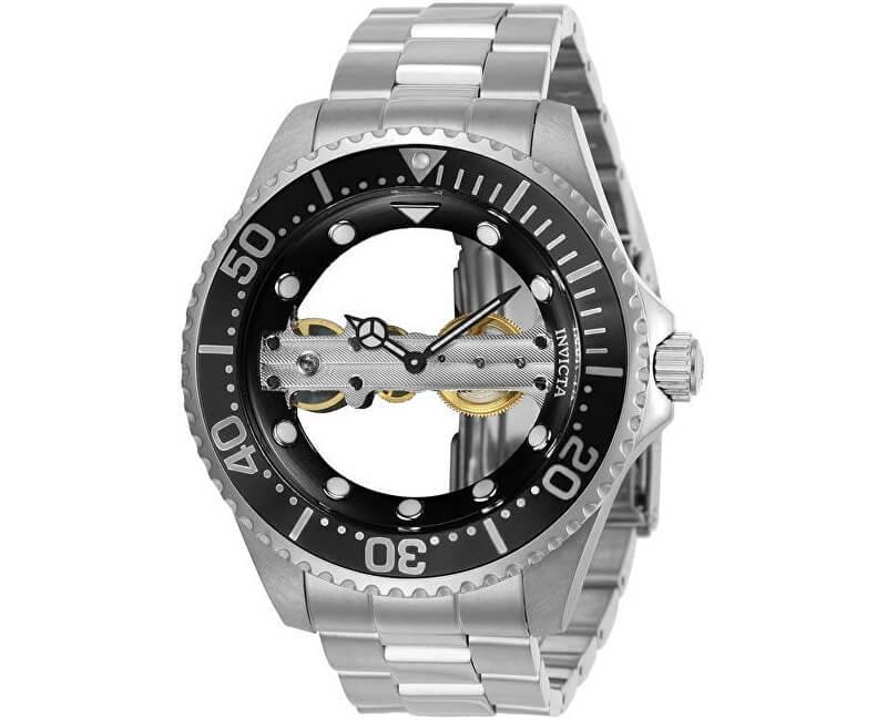 09257d9f78d Invicta Pro Diver Automatic 24692 Doprava a roční pojištění hodinek ...