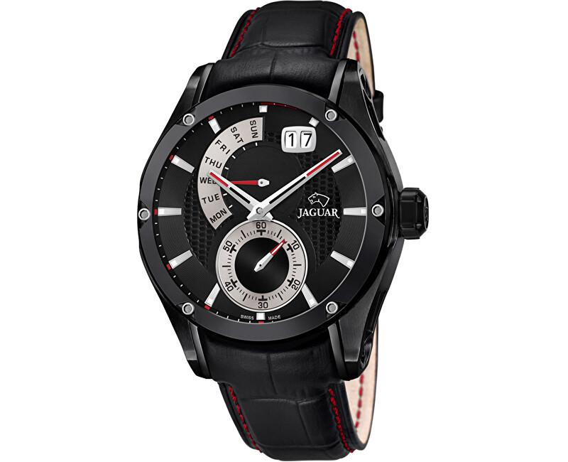 Jaguar Big Date J681 B Doprava a roční pojištění hodinek ZDARMA ... 4070e728715