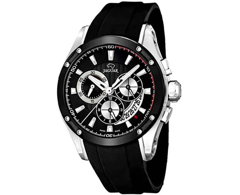 Jaguar Chrono J688 1 Doprava a roční pojištění hodinek ZDARMA ... 19f682cde5a