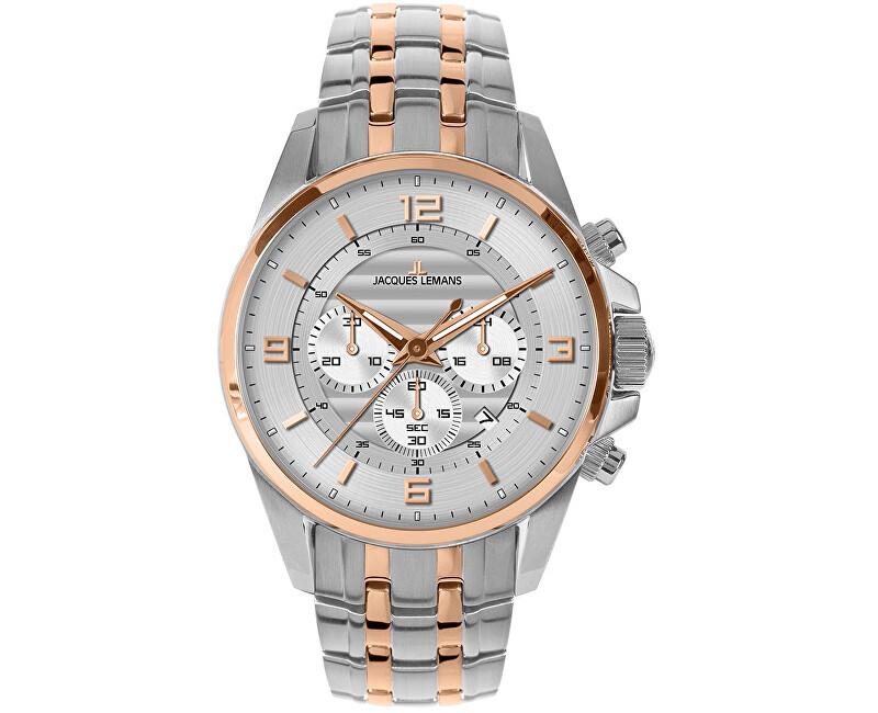 Jacques Lemans Liverpool 1-1799I Doprava a roční pojištění hodinek ... 6e2b3b04b2
