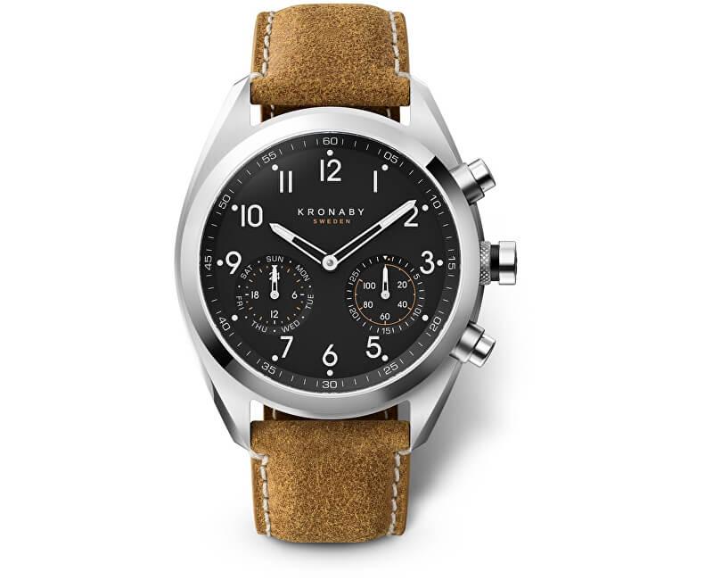 Kronaby Vodotěsné Connected watch Apex A1000-3112