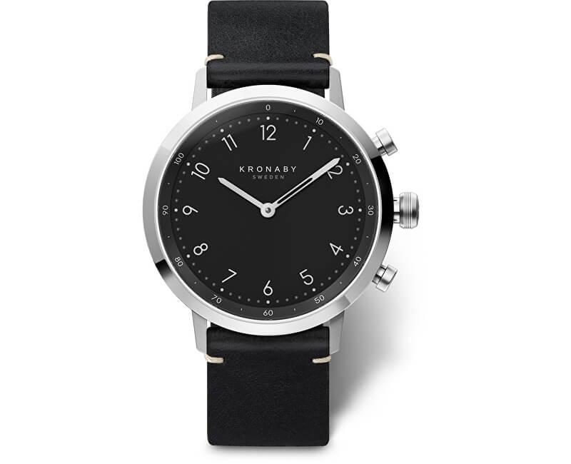 Kronaby Vodotěsné Connected watch Nord A1000-3126