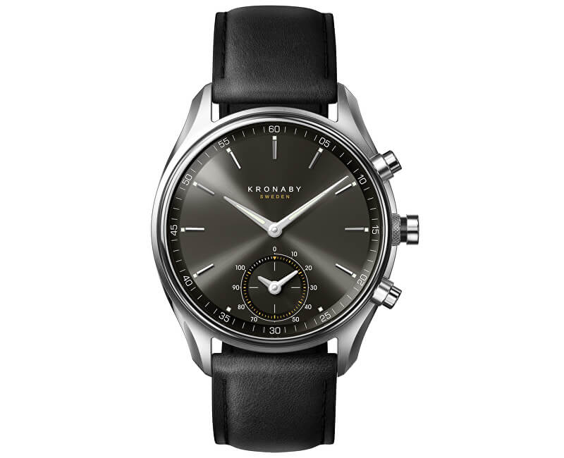Kronaby Vodotěsné Connected watch Sekel A1000-0718