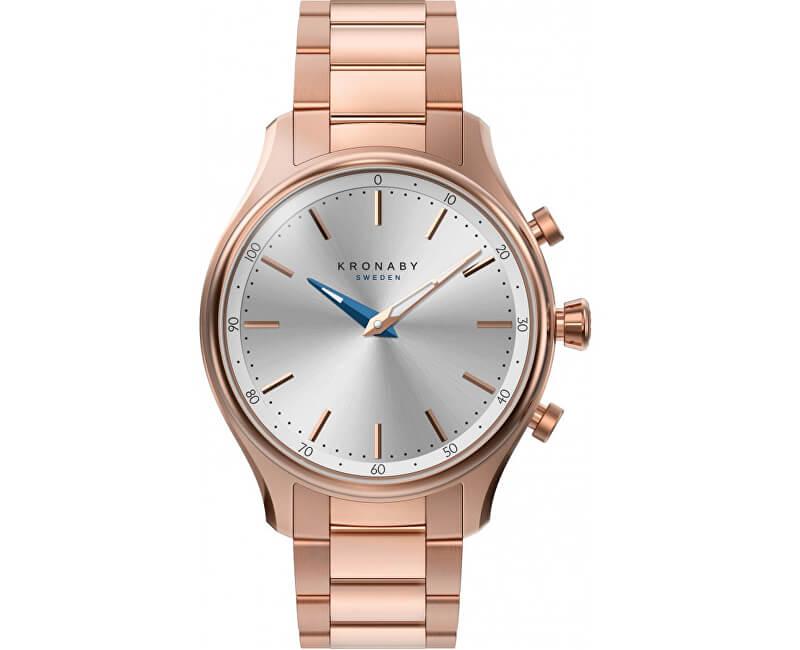 Kronaby Vodotěsné Connected watch Sekel A1000-2747