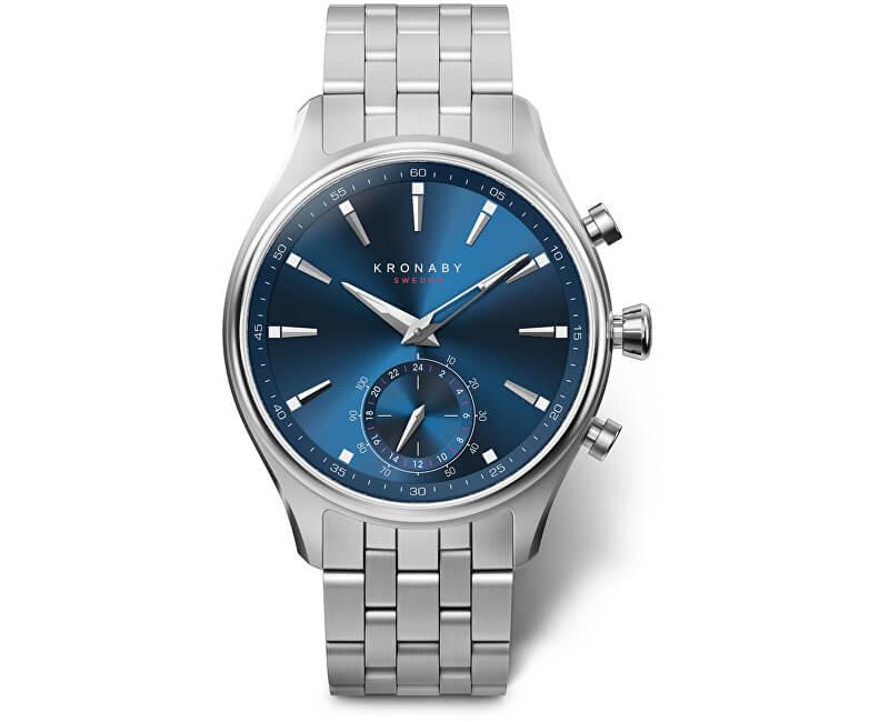 Kronaby Vodotěsné Connected watch Sekel A1000-3119