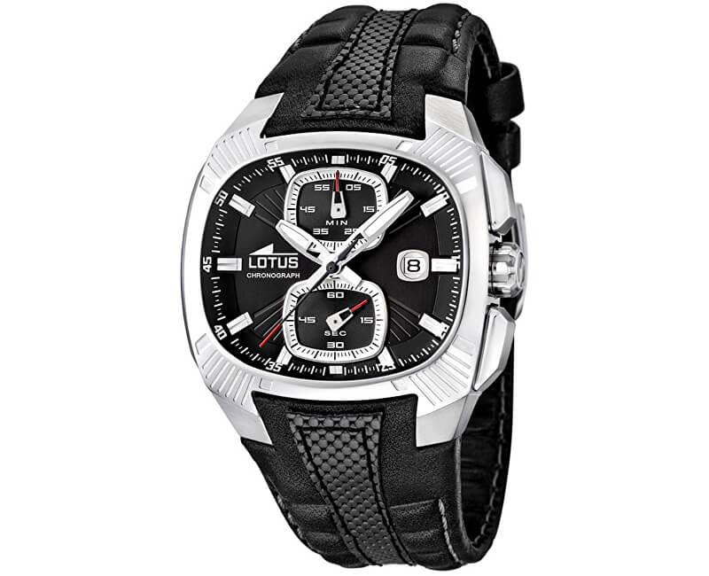 Lotus Doom L15753 2 Doprava a roční pojištění hodinek ZDARMA ... 266406c101d