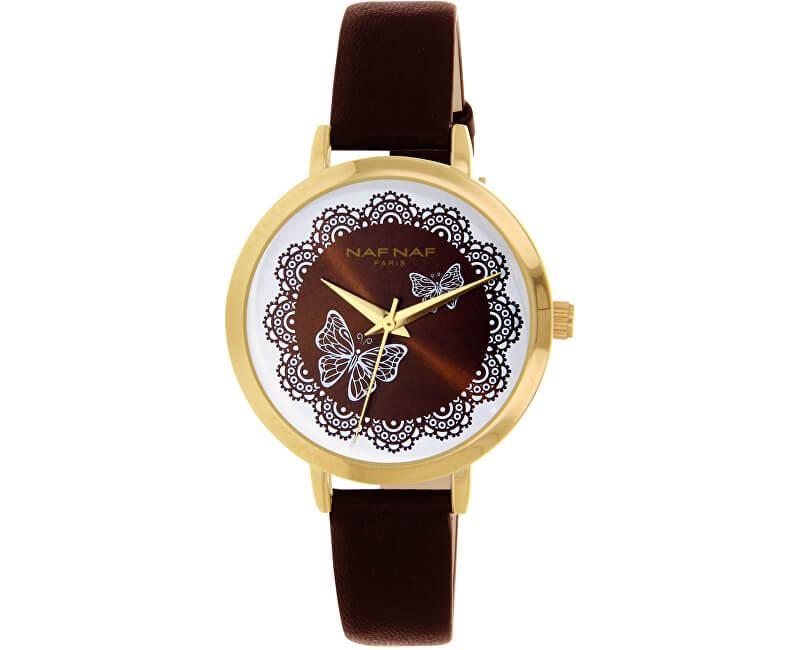 NAF NAF Náramkové hodinky NAF NAF N10752-105