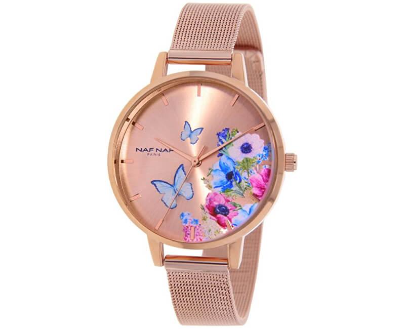 NAF NAF Náramkové hodinky NAF NAF N10754-011