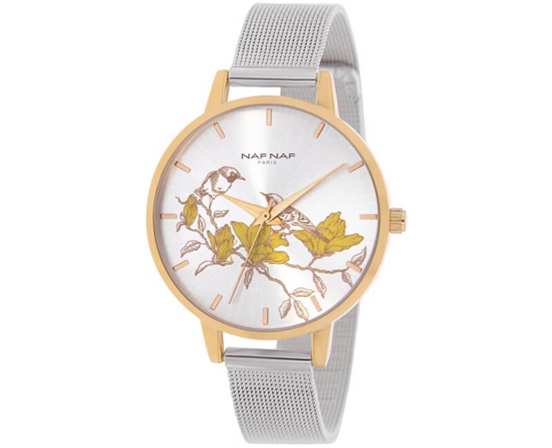 NAF NAF Náramkové hodinky NAF NAF N10754-016