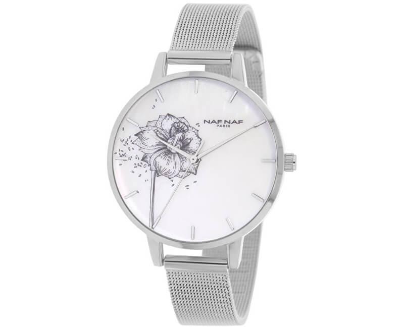 NAF NAF Náramkové hodinky NAF NAF N11354-004