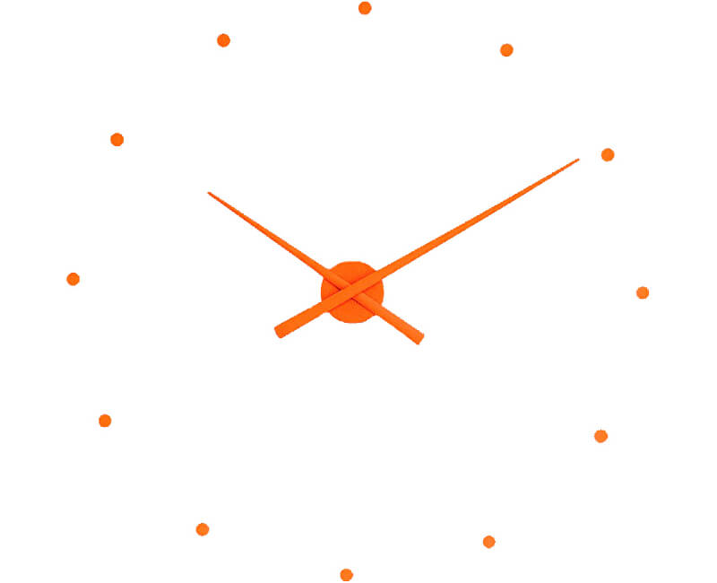 Nomon OJ oranžové 806