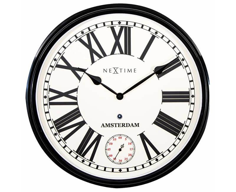 Nextime Amsterdam 52cm 3128zw