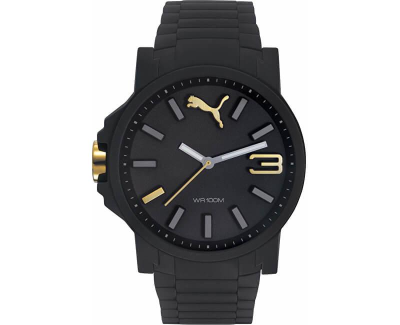 Puma Ultrasize 45 Bold - black gold PU104311001
