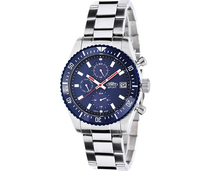 Prim Sport Multifunction - B Doprava a roční pojištění hodinek ... a3ac3de456