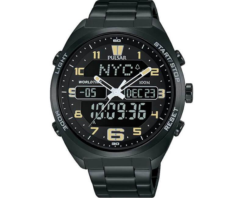 Pulsar PZ4039X1 Doprava a roční pojištění hodinek ZDARMA  f020fb1507