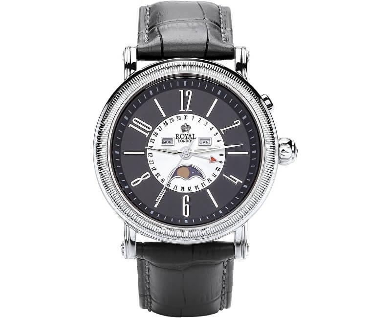 Royal London 41173-04 Pánské hodinky s fází měsíce Doprava ZDARMA ... 9959276ae53