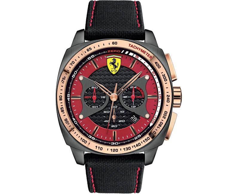 Scuderia Ferrari 0830294 Doprava a roční pojištění hodinek ZDARMA ... 0c671a26654