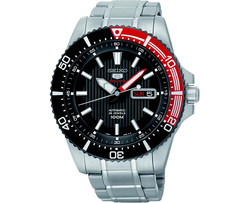 e578bd865 Seiko Automat SRP557K1 Doprava a roční pojištění hodinek ZDARMA ...