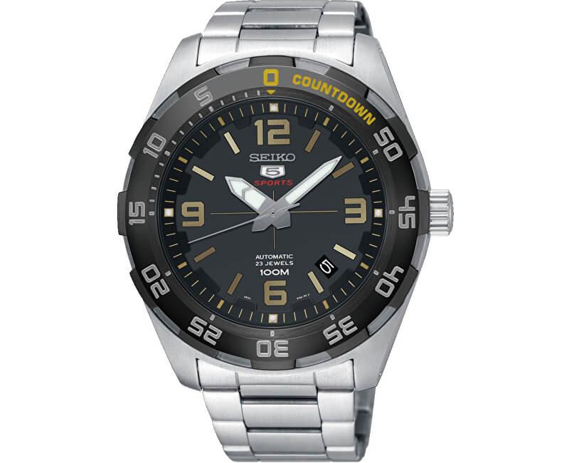 Seiko 5 - automat SRPB83K1 Doprava a roční pojištění hodinek ZDARMA ... f06c493f9a