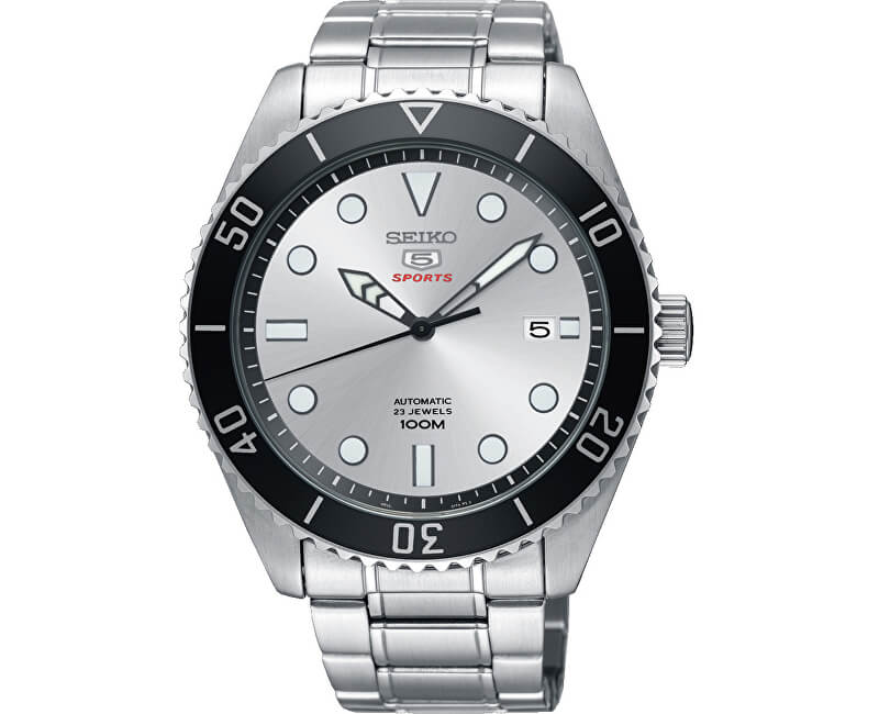 Seiko 5 - automat SRPB87K1 Doprava a roční pojištění hodinek ZDARMA ... 9872ce98c1