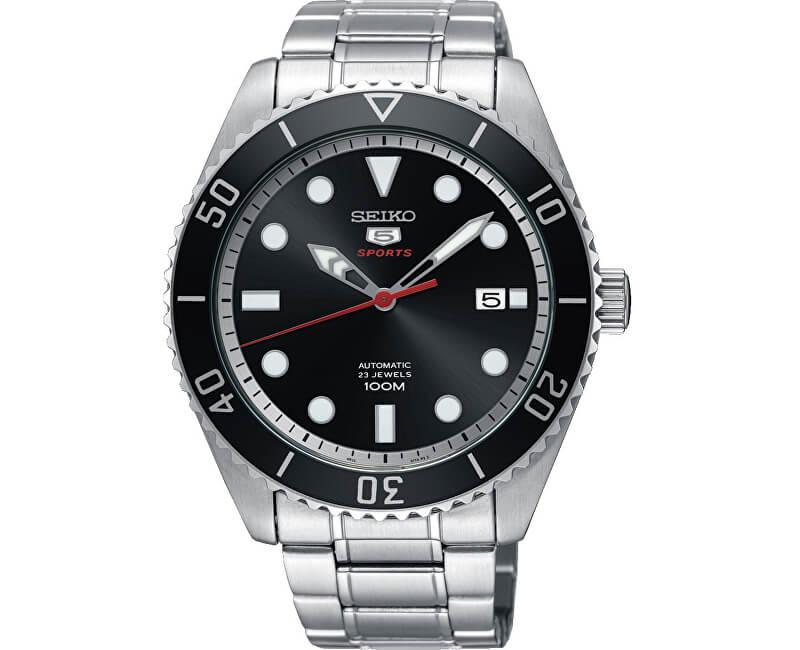 Seiko 5 - automat SRPB91K1 Doprava a roční pojištění hodinek ZDARMA ... e3d7513bb9