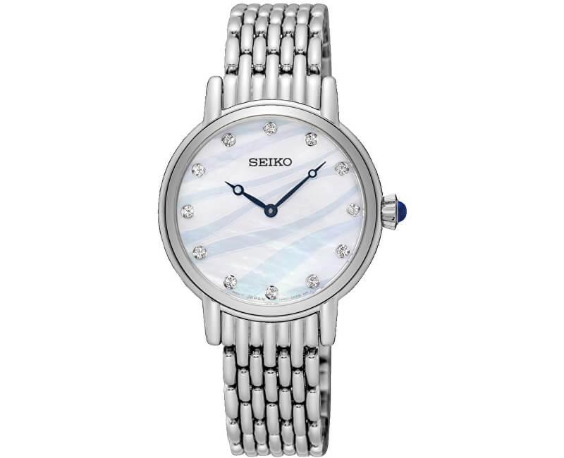 e8c2d353a89 Seiko SFQ807P1 Doprava a roční pojištění hodinek ZDARMA