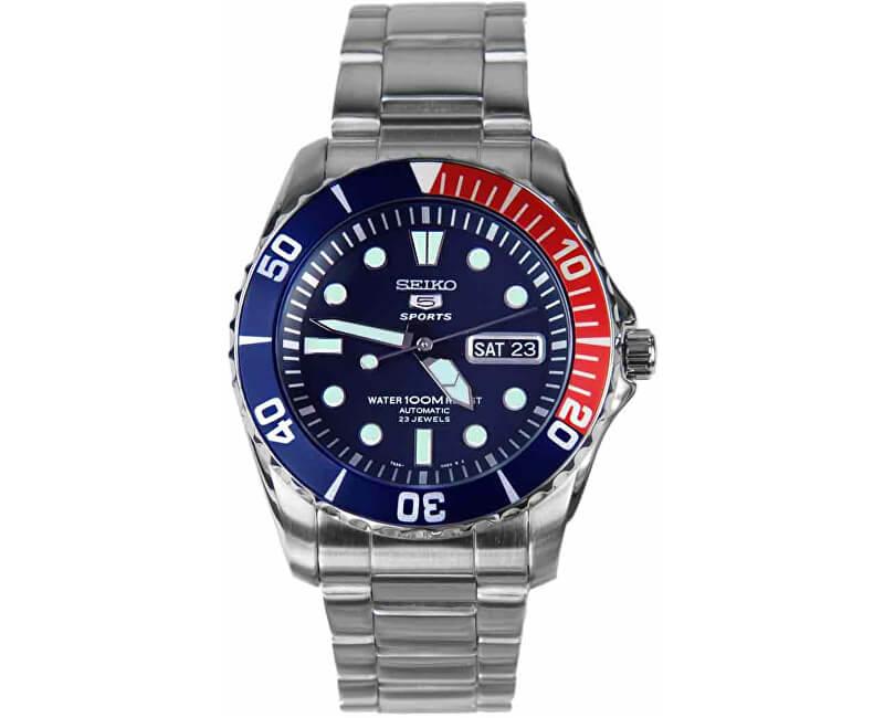 99f702de543 Seiko 5 Sports Automatic SNZF15K1 Doprava a roční pojištění hodinek ...