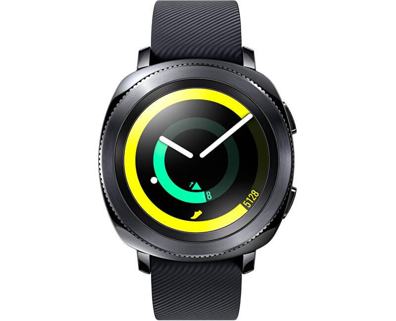 f9a58d0491c Samsung Samsung Gear Sport R600 Black Doprava a roční pojištění ...
