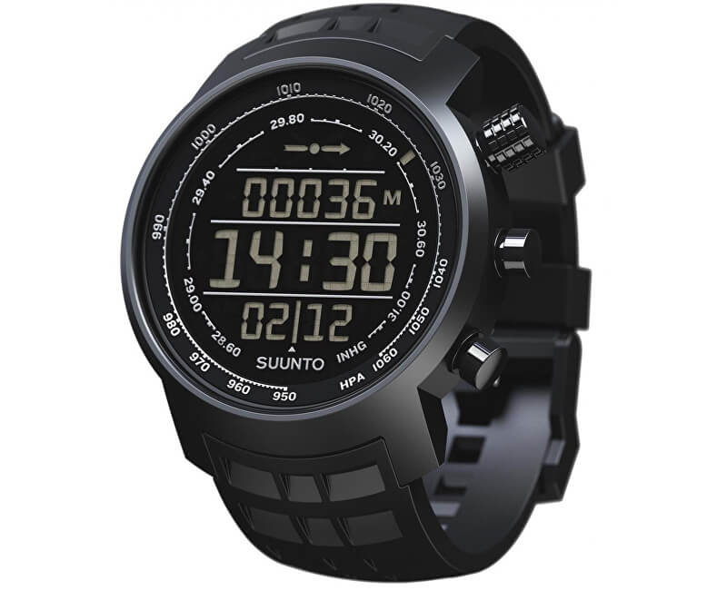 Suunto Elementum Terra All Black Rubber