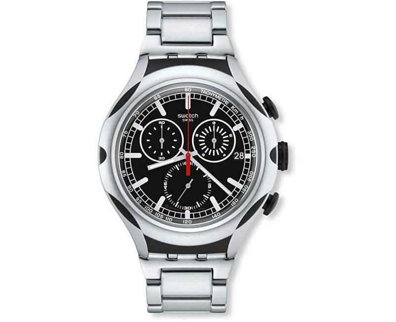 Swatch Black Energy YYS4000AG Doprava ZDARMA  129cce183e0