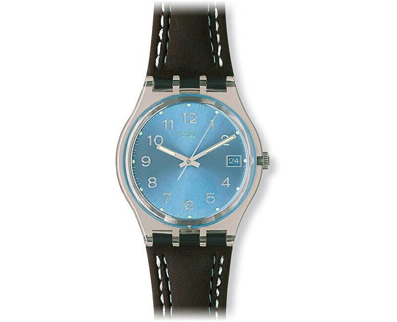 Swatch Blue Choco GM415