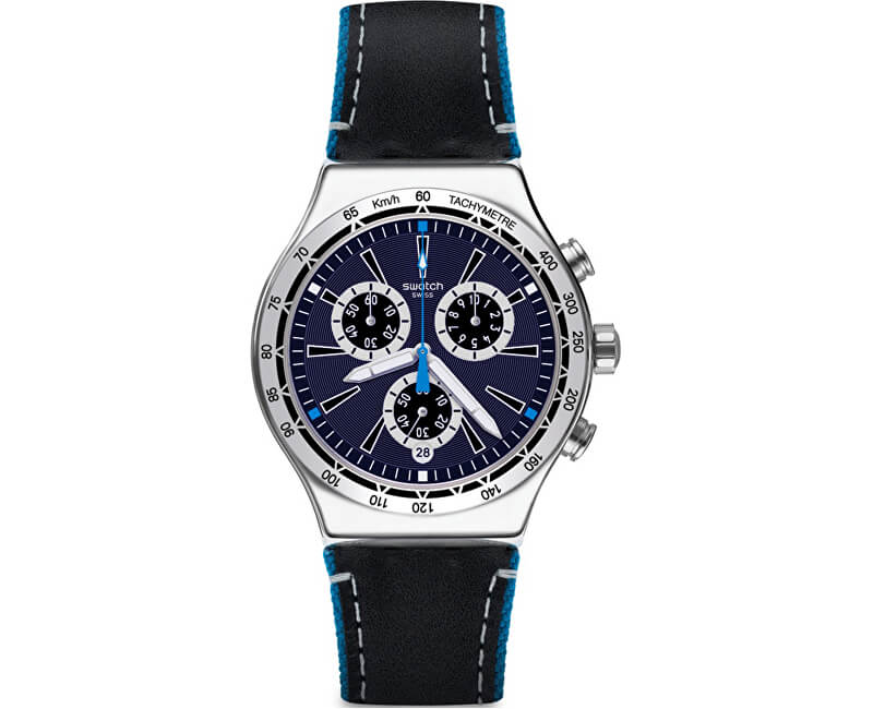 Swatch Blue Details YVS442