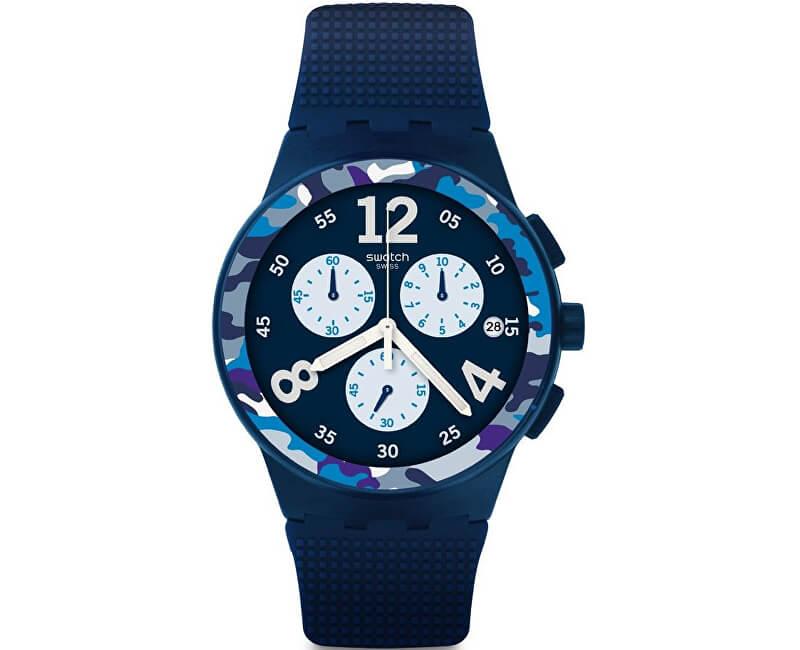 Swatch Camoblu SUSN414