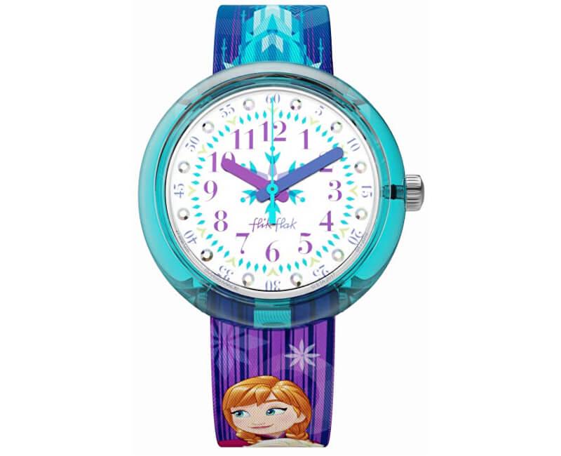Swatch Flik Flak Disney Elsa   Anna ZFLNP027 Doprava ZDARMA  f60a2b4bb3