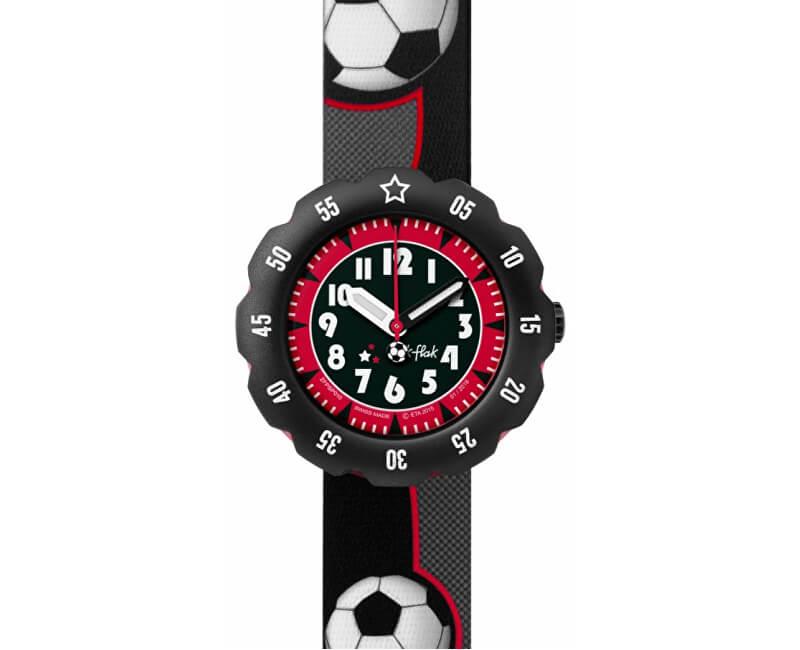 Swatch Flik Flak Soccer Star ZFPSP010 Doprava ZDARMA  318452e416