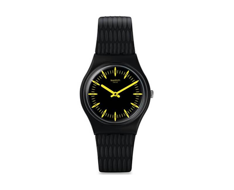 Swatch Giallonero GB304 Doprava ZDARMA  bee8dbd464c