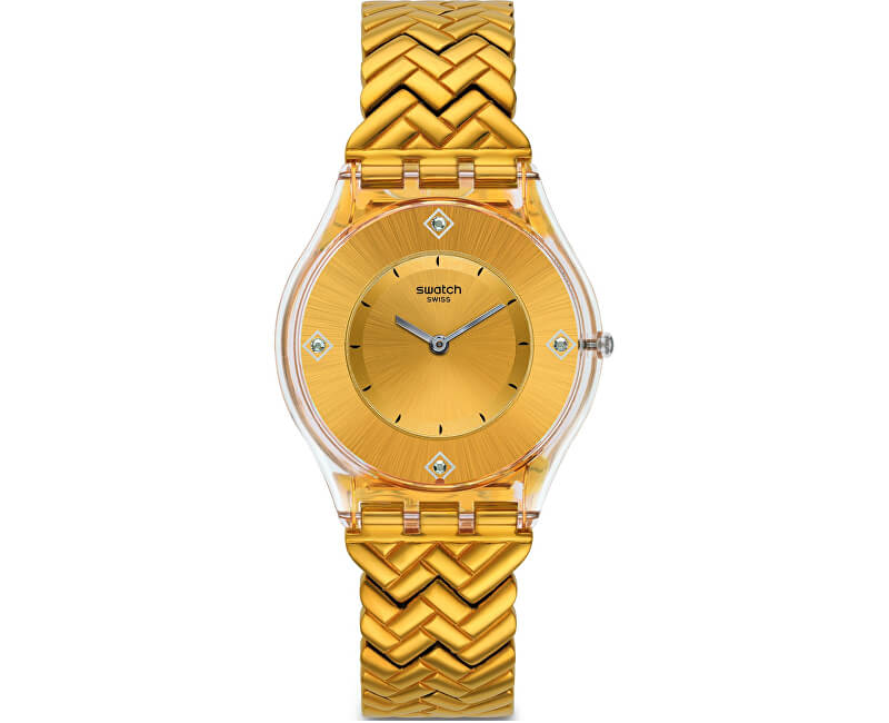 Swatch Golden Street SFE106G