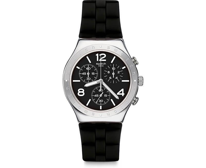 Swatch Noir de Bienne YCS116