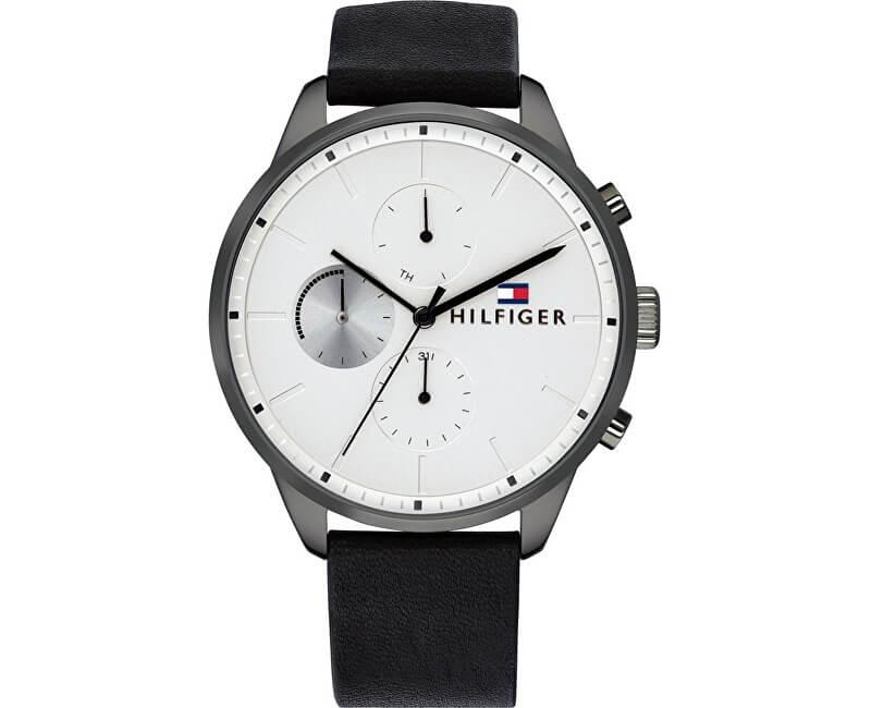 Tommy Hilfiger Chase 1791489 Doprava a roční pojištění hodinek ... f9261bc3065