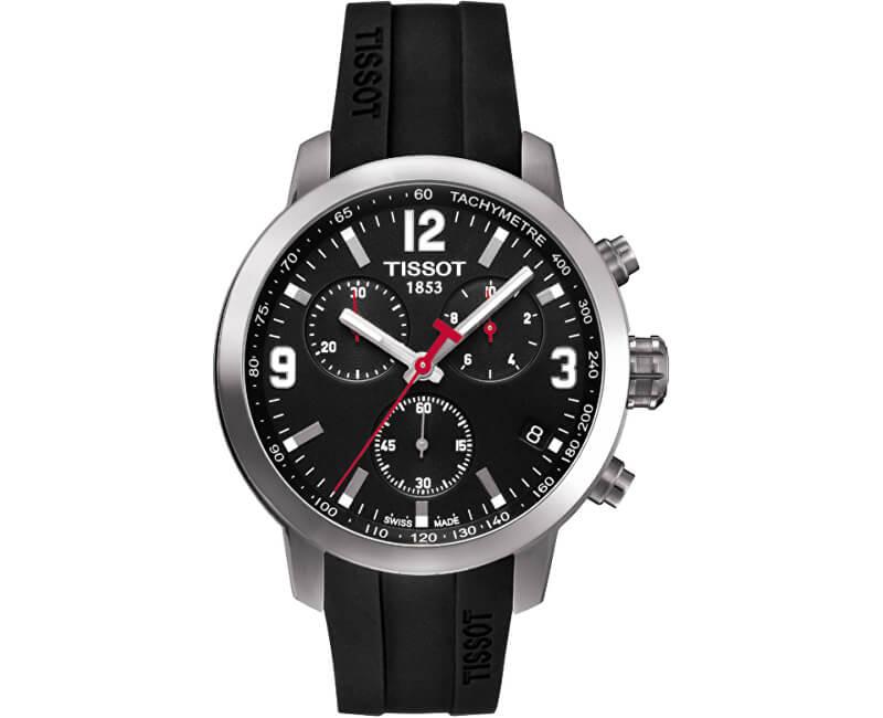 Tissot PRC 200 T055.417.17.057.00 Doprava a roční pojištění hodinek ... 4767090742
