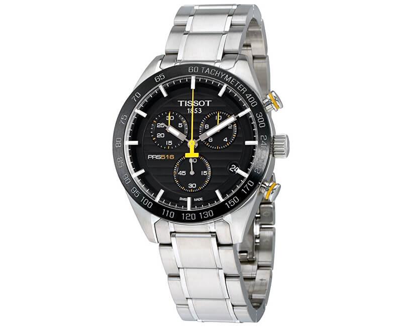 c149143d5 Tissot T-Sport PRS 516 Quartz Chronograph T100.417.11.051.00 Doprava ...