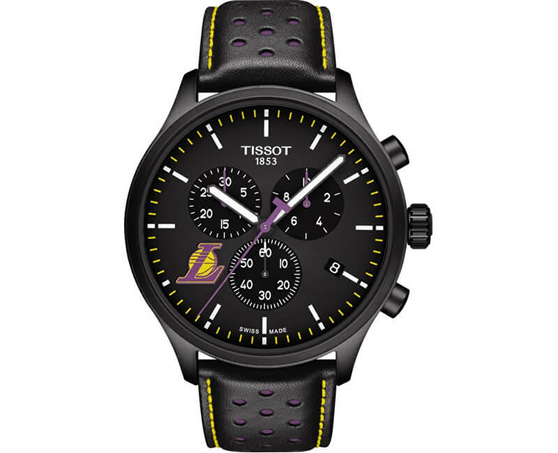 Tissot Special Collections Chrono XL NBA - LA Lakers T1166173605103 14af1a92b3