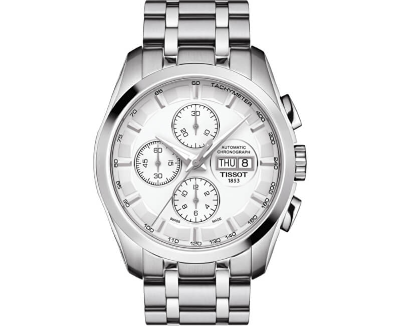 Tissot Couturier Automatic Chronograph T0356141103100