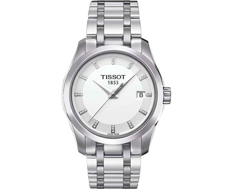 Tissot T-Classic Couturier T035.210.11.016.00 s diamanty
