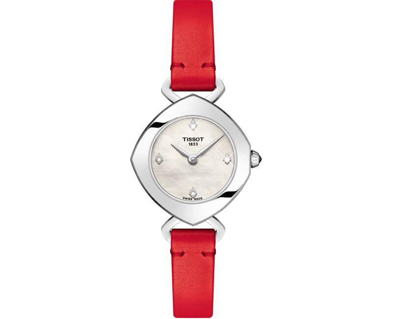 Tissot T-Lady Femini-T s diamanty T113.109.16.116.00