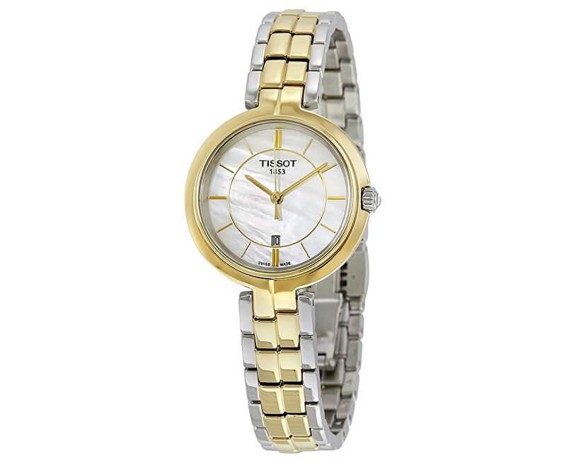 0aafa874d Tissot Flamingo T0942102211101 Doprava a roční pojištění hodinek ...