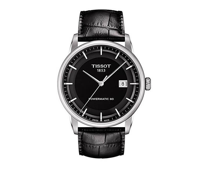 Tissot T-Classic Luxury Powermatic 80 T086.407.16.051.00